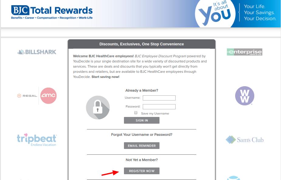 YouDecide Register