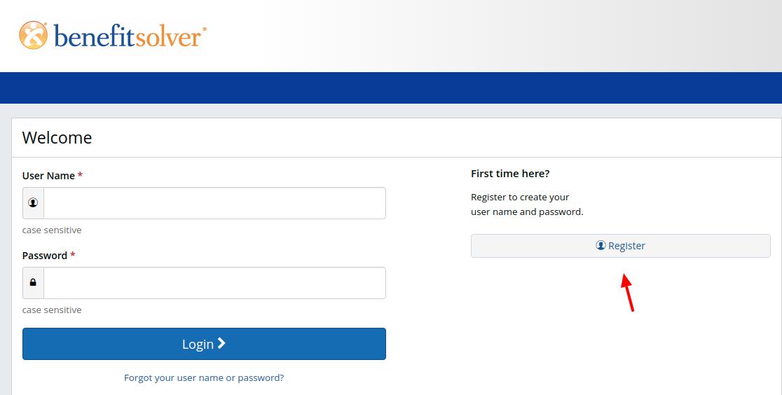 BenefitSolver Register