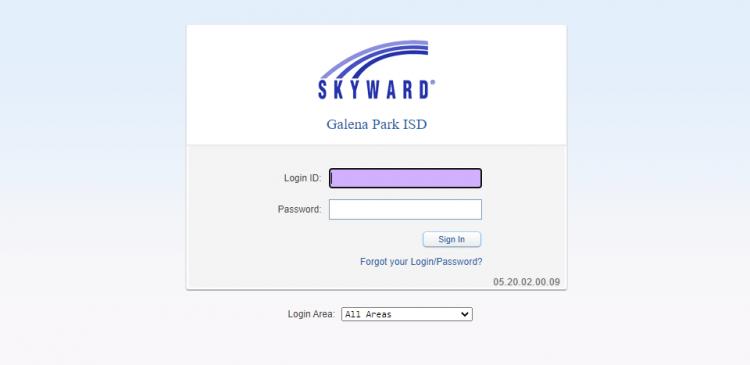 Skyward Galena Park Isd Login