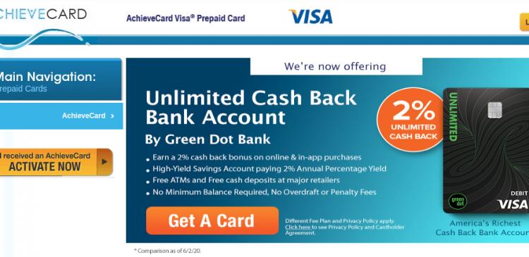 Prepaid Debit Card Logo