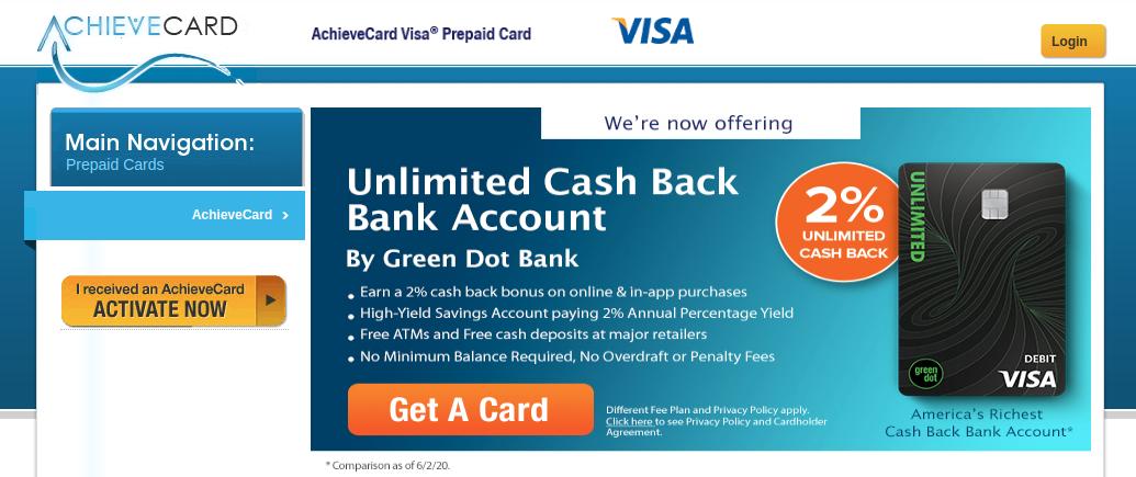 Prepaid Debit Card Activate