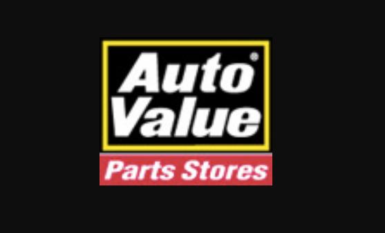 Auto Value Parts Stores Survey Logo