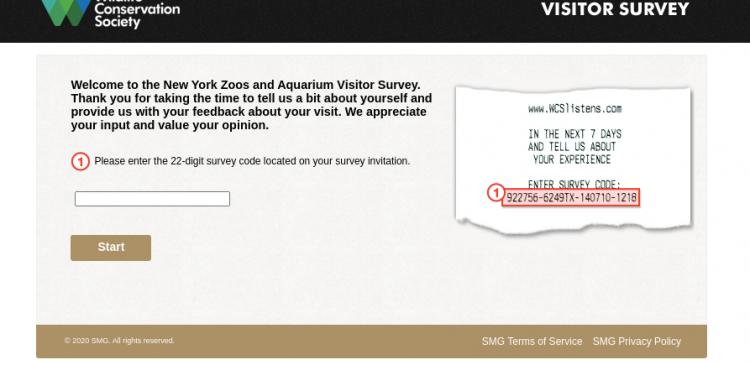 WCS survey