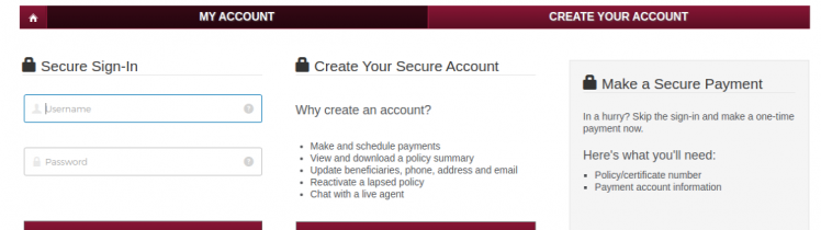 cuna mutual login