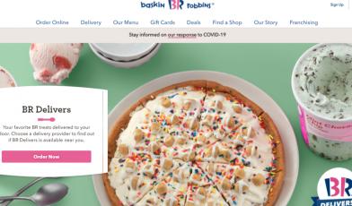 baskin robbins feedback survey
