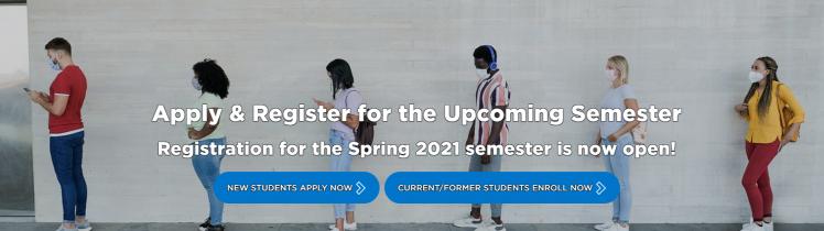 HCC Student portal