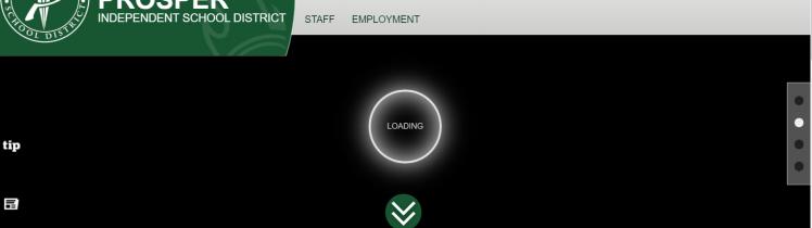 Prosper Independent school district portal login