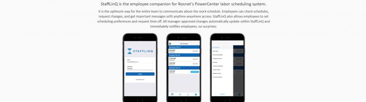 stafflink employee portal
