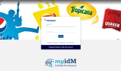 Pepsico login portal